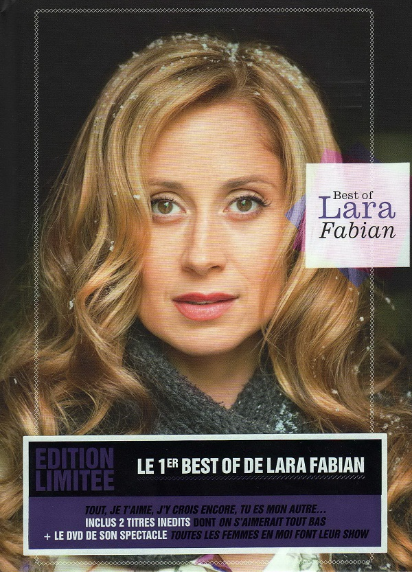 Lara Fabian - Best Of (CD1) 2010 год, Pop (Поп музыка), Музыка